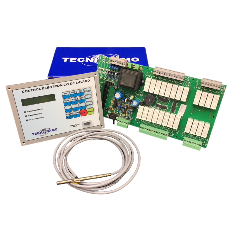 FIBER EL6 KIT CPU INVERTER + PLACA 24R + SONDA